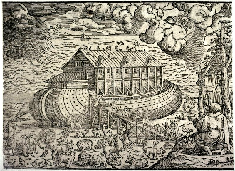 Age of Noah – as predicted