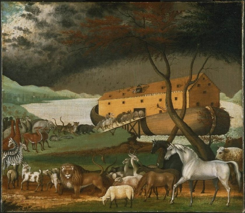 noahs-ark-1846-by-edward-hicks